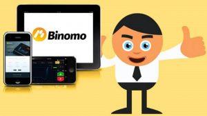 Analisis teknis di Binomo — dukungan dan perlawanan, jenuh beli, oversold.